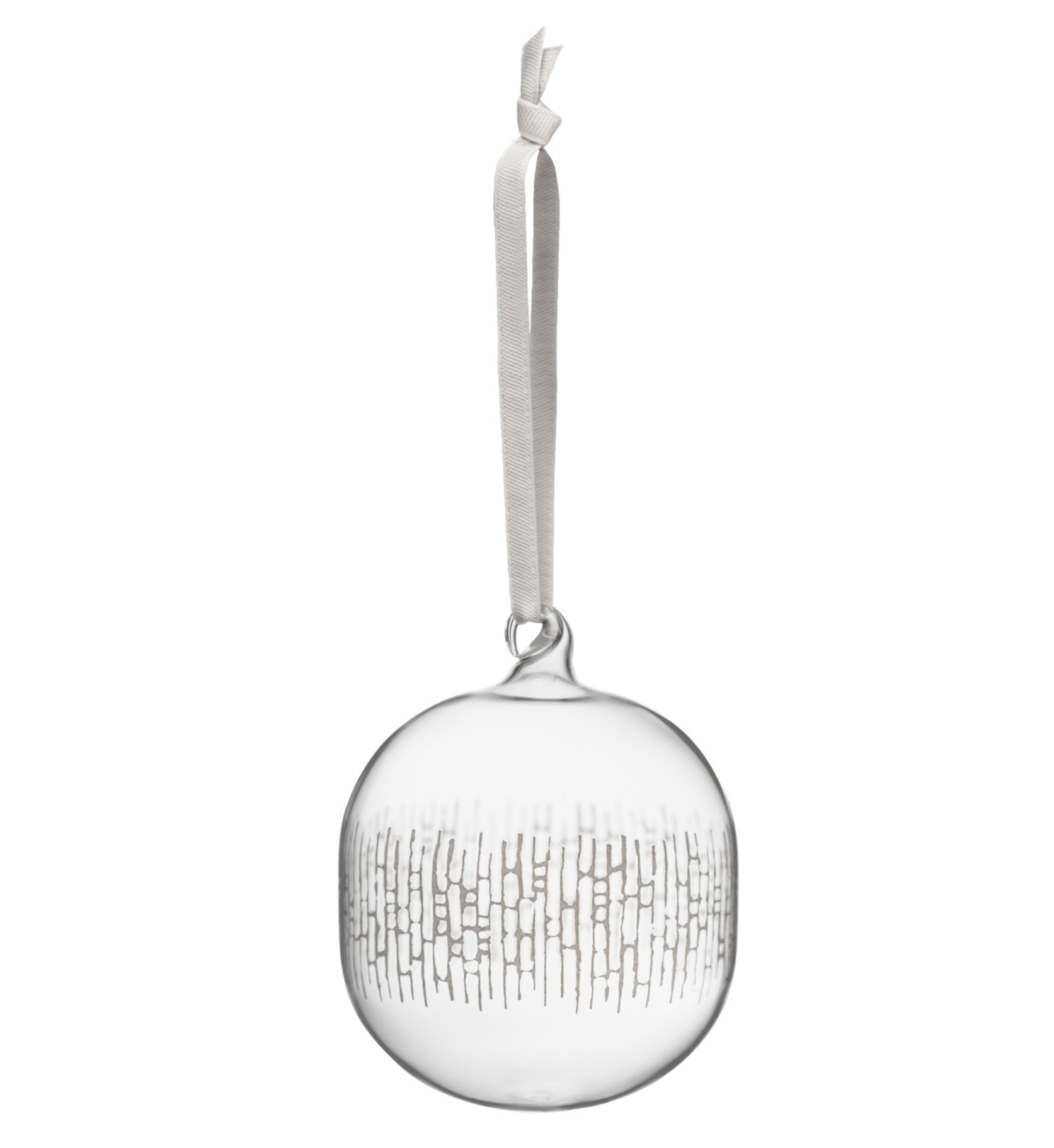 Iittala Ultima Thule Christmas Ball Ornament