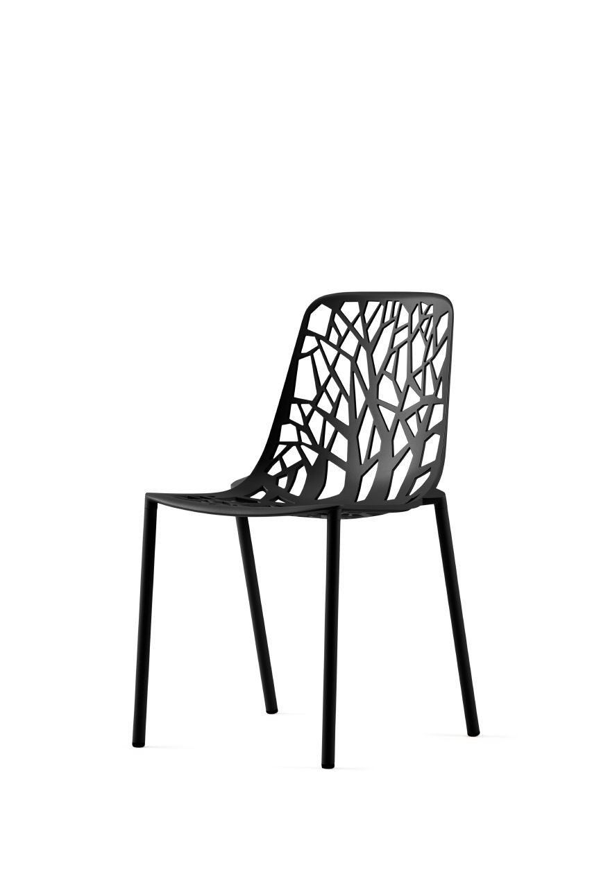 Janus Et Cie Forest Stacking Side Chair