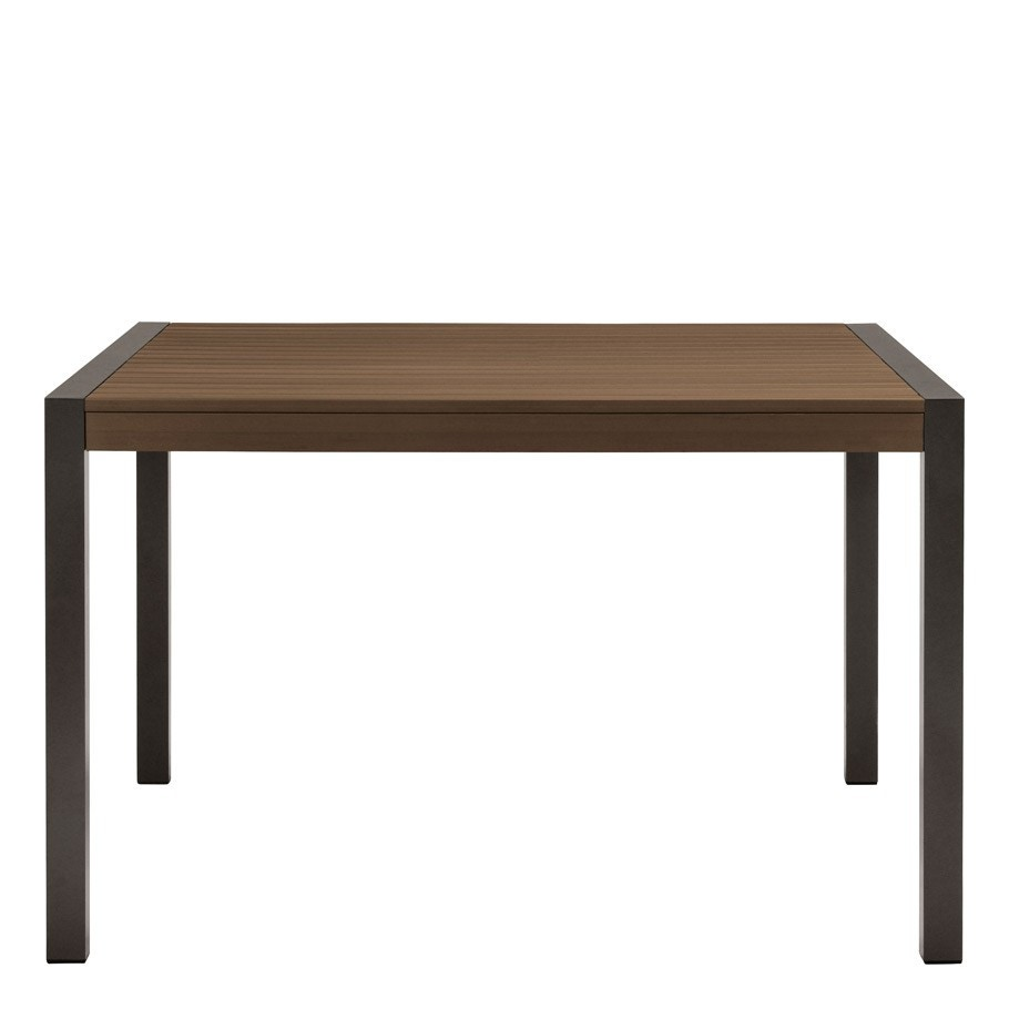 "Janus Et Cie Tate Square Dining Table, 46"" Standard Height"
