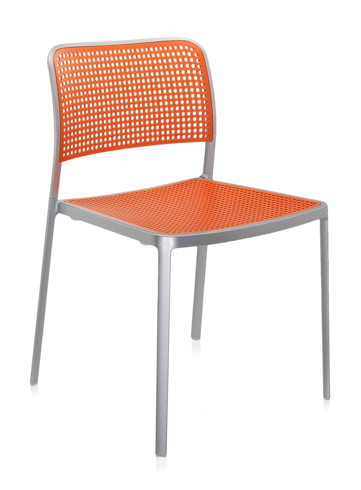 Kartell Audrey Shiny Chair (Priced Each, Sold in Sets of 2)