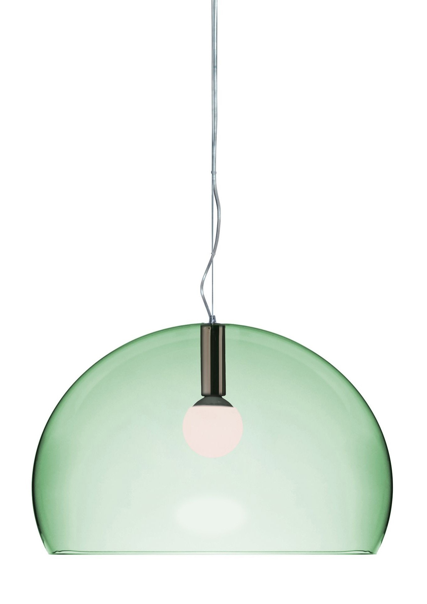 Kartell Large FL/Y Suspension Lamp