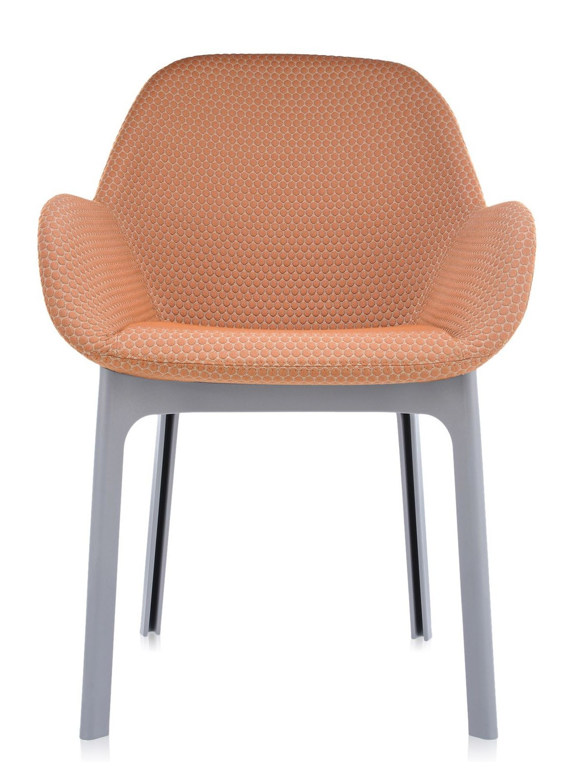 Kartell Clap Embossed Fabric Armchair