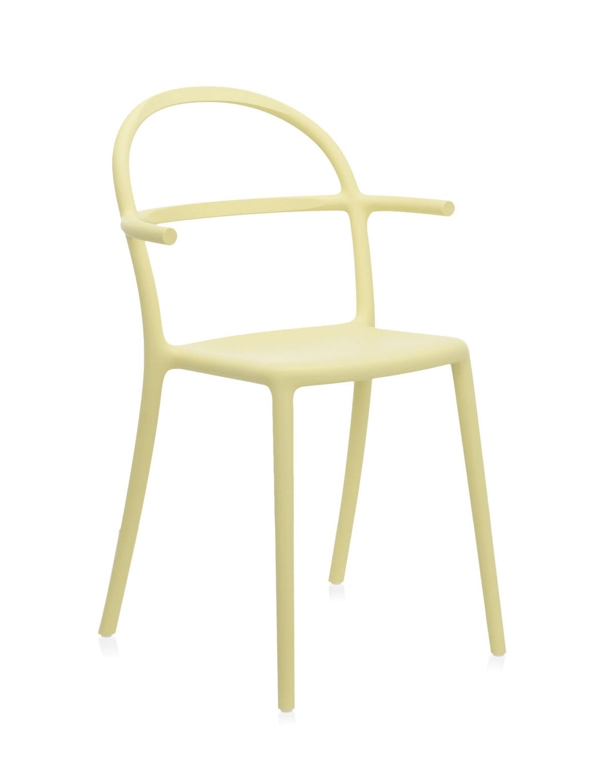 Kartell Generic C Armchair (Priced Each, Sold In Sets of 2)