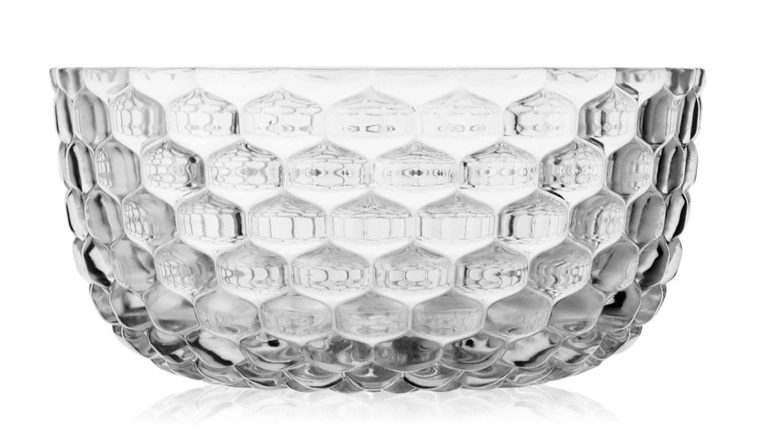 Kartell Jellies Family Small Bowl (Priced Each, Sold in Sets of 4)