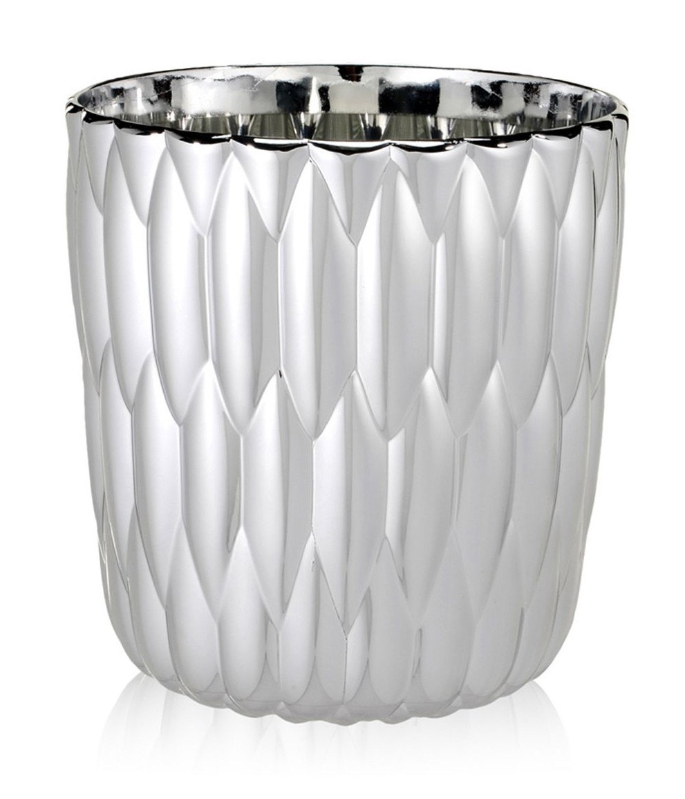 Kartell Jelly Metallic Vase (Priced Each, Sold in Sets of 2)