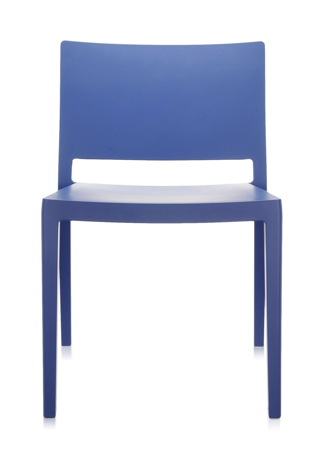 Kartell Lizz Matte Chair (Priced Each, Sold in Sets of 2)