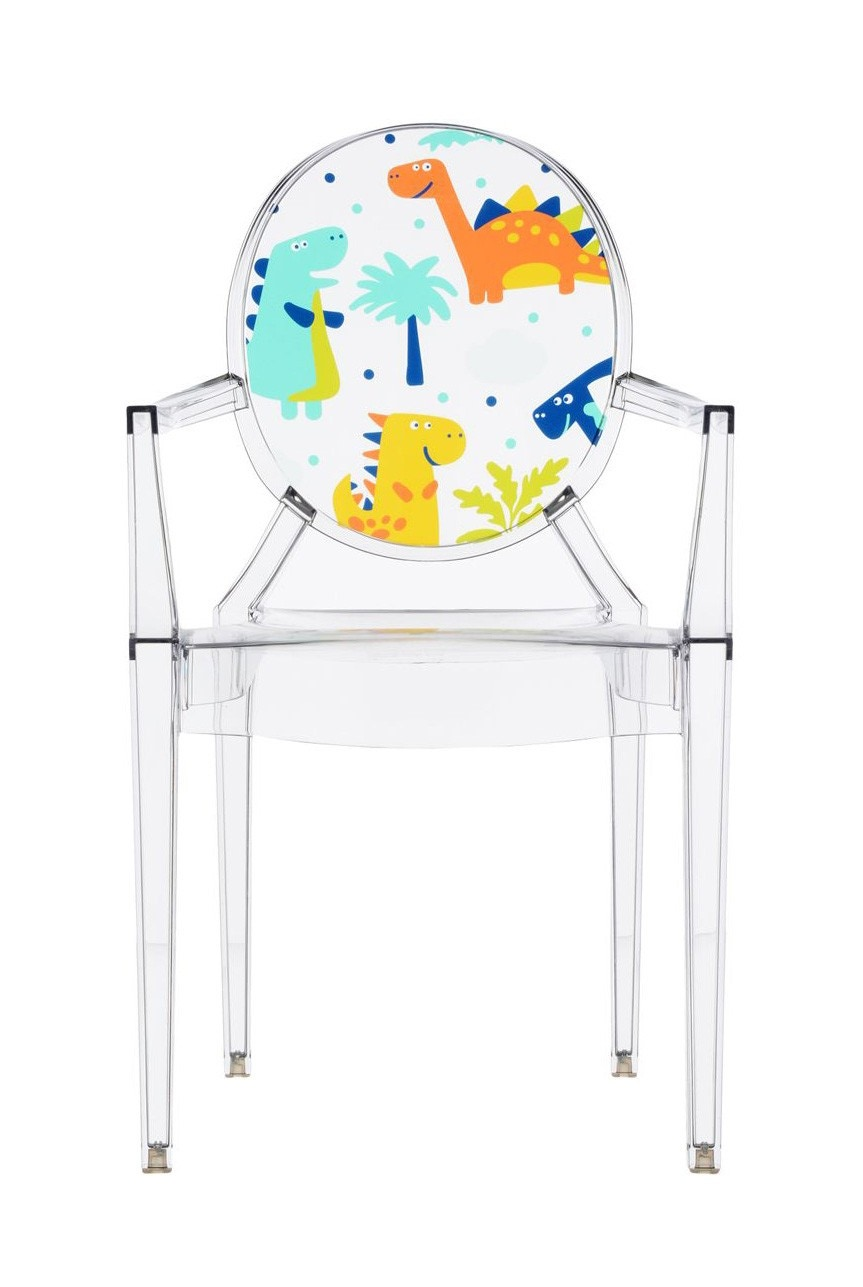 Kartell Lou Lou Ghost Special Edition Chair - Modern Planet