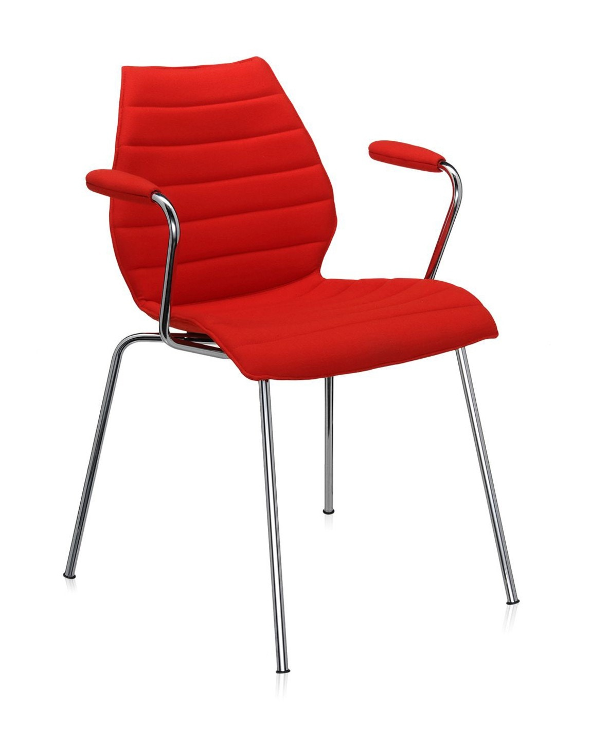 Kartell Maui Soft Armchair (Priced Each, Sold in Sets of 2)