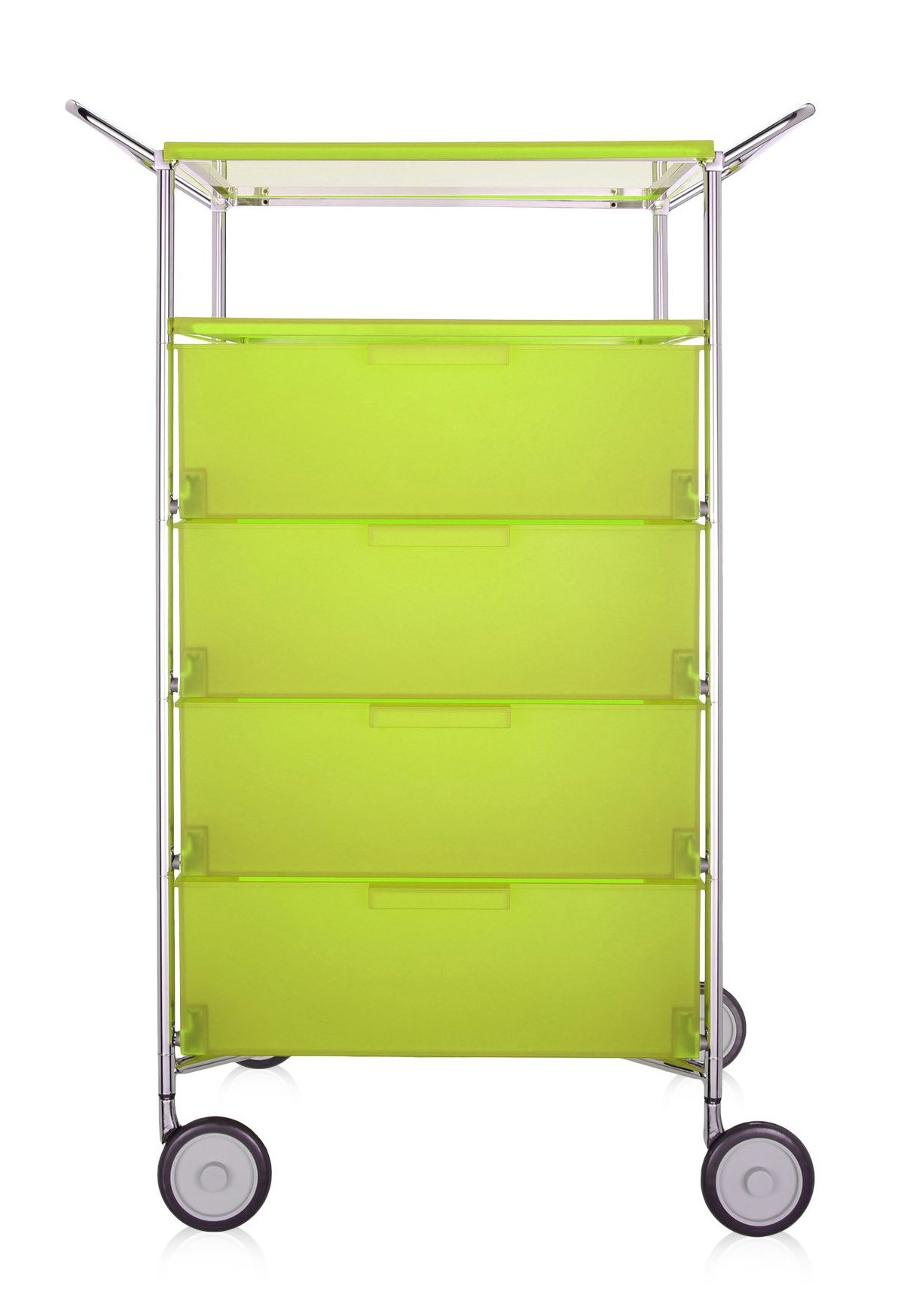 Kartell Mobil Container System with Handles