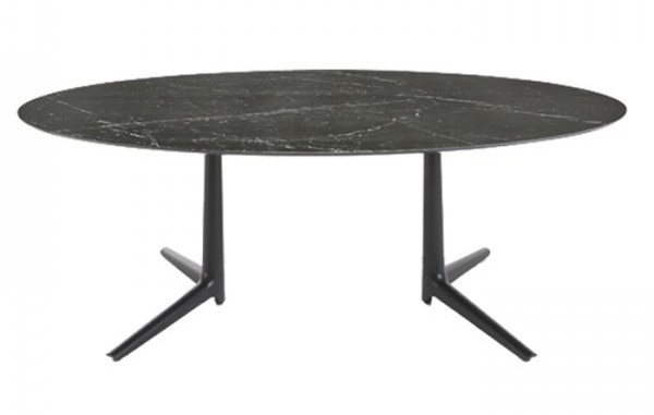 Kartell Multiplo XL Oval Table