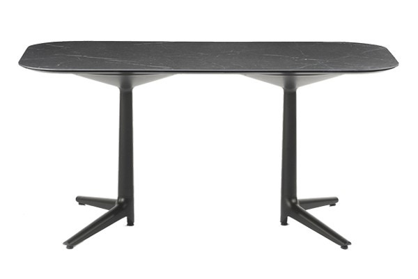 Kartell Multiplo Xl Rectangular Table - Modern Planet