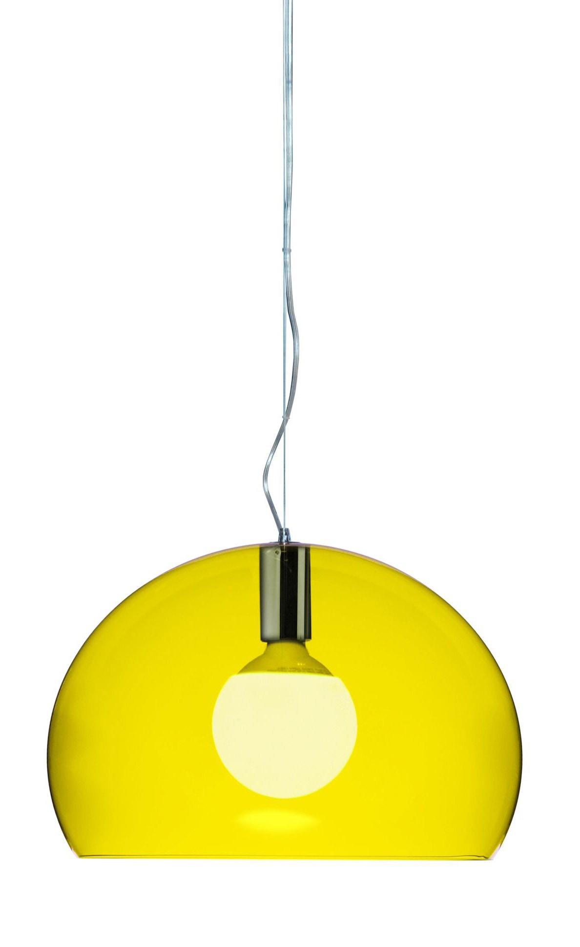 Kartell Small FL/Y Suspension Lamp