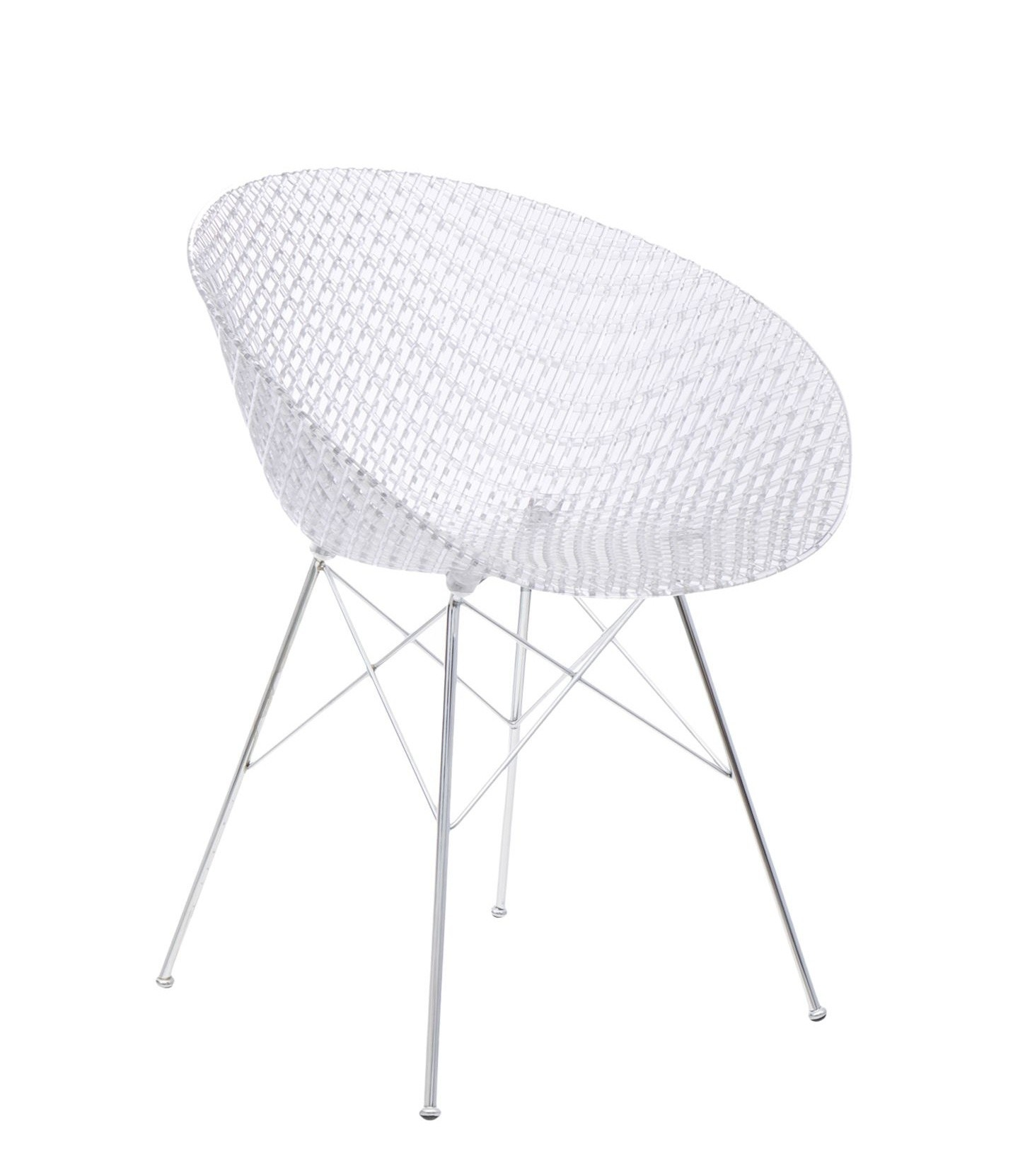 Kartell Smatrik Chair (Priced Each, Sold in Sets of 2)