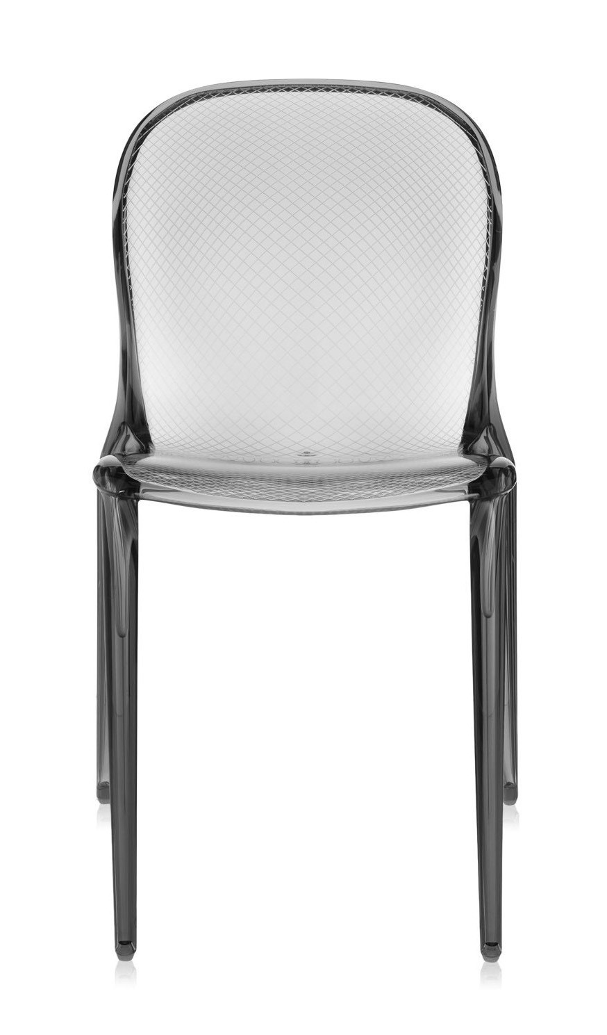 Kartell Thalya Chair, Transparent (Priced Each, Sold in Sets of 2)