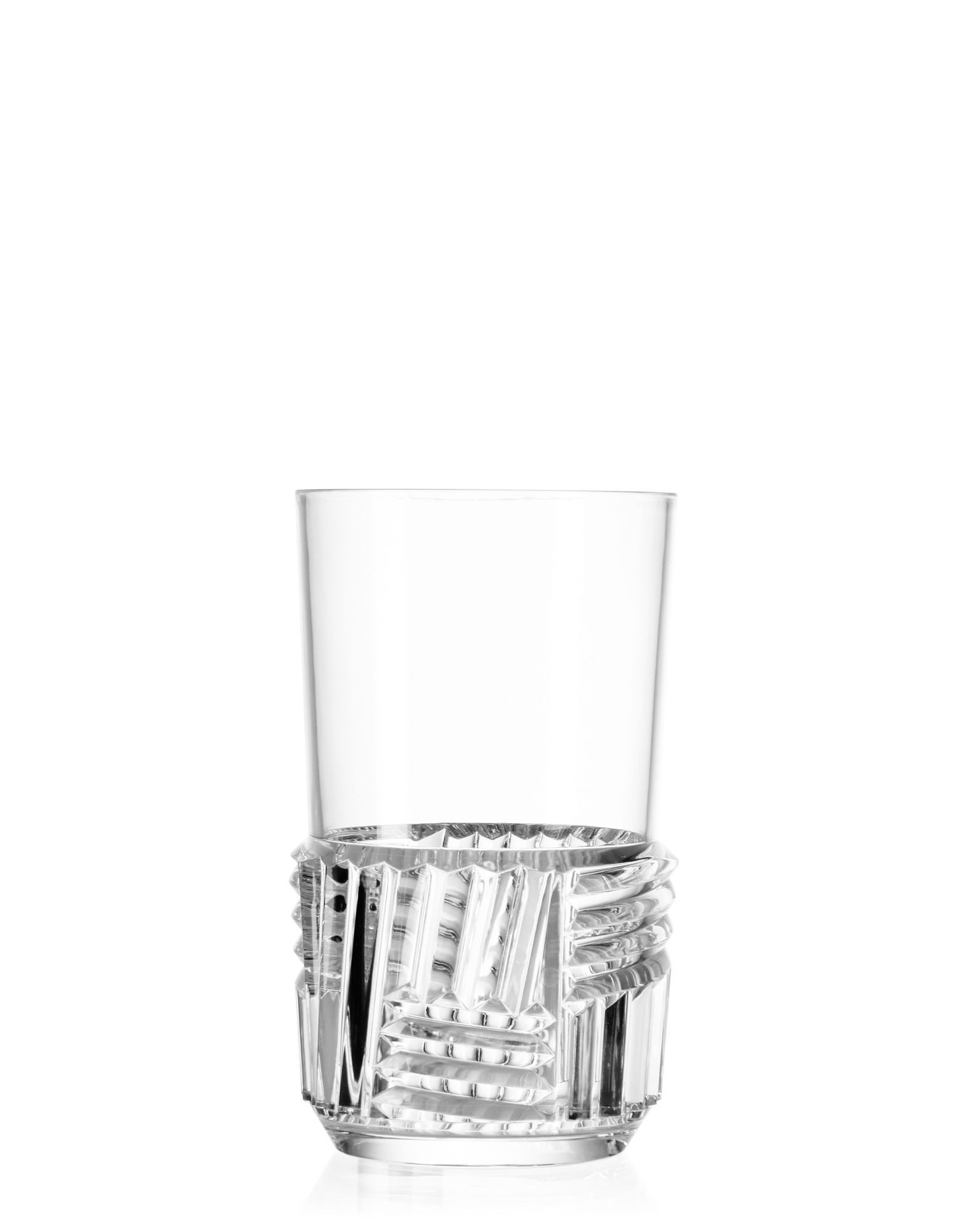 Kartell Trama Tumbler (Priced Each, Sold In Sets Of 4) - Modern Planet