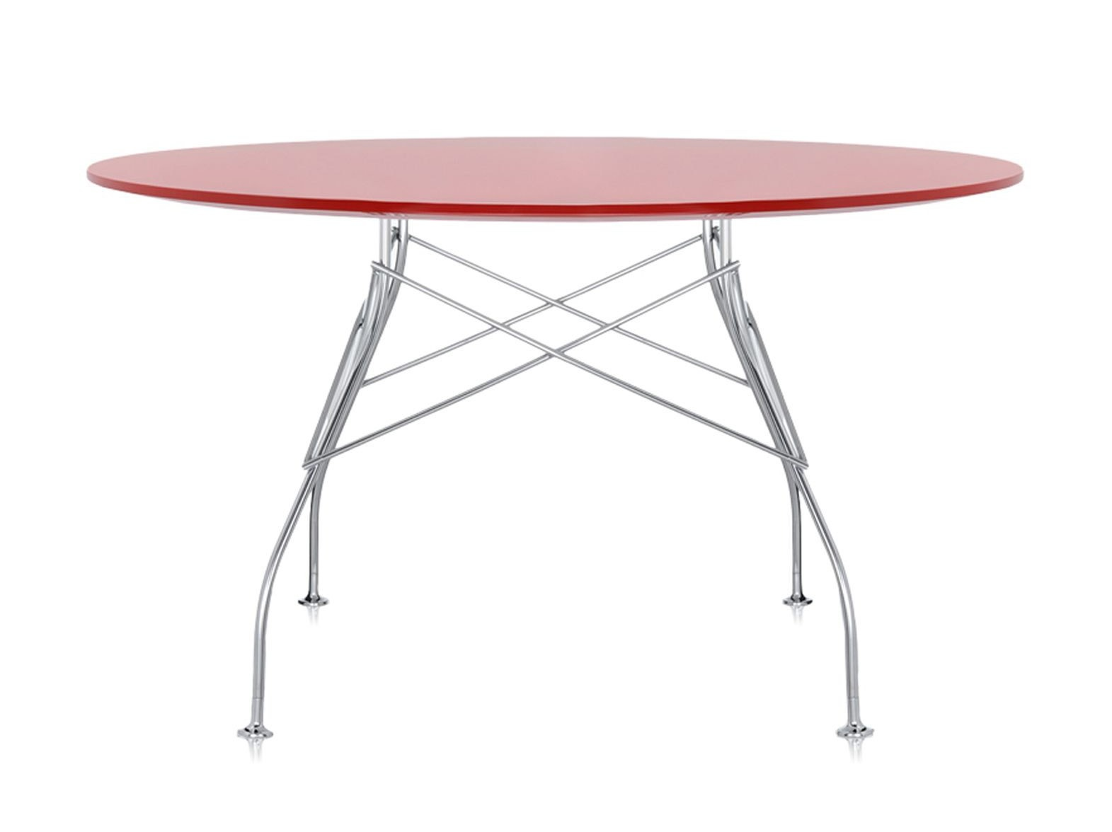 Kartell Glossy Table Round
