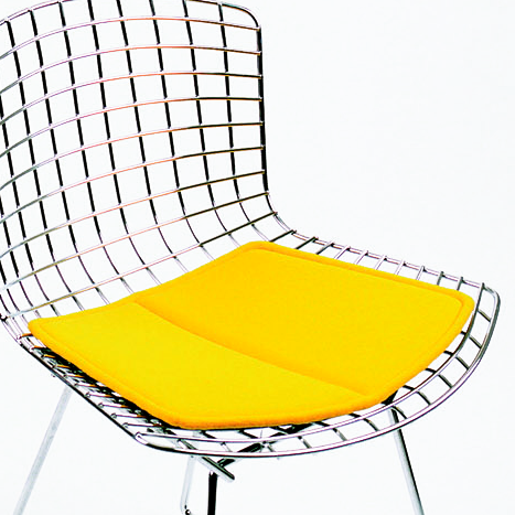 Delightful Knoll Harry Bertoia Seat Cushion Replacement