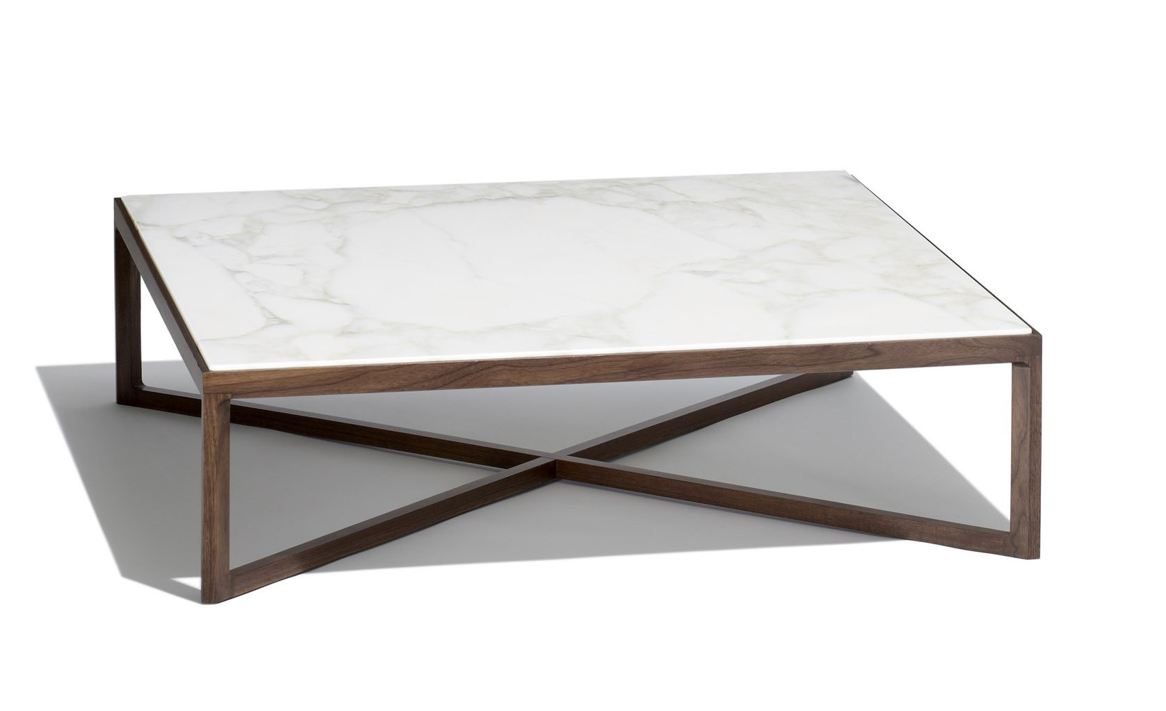 Knoll Marc Krusin Occasional Rectangular Coffee Table - 40 x 24 inch