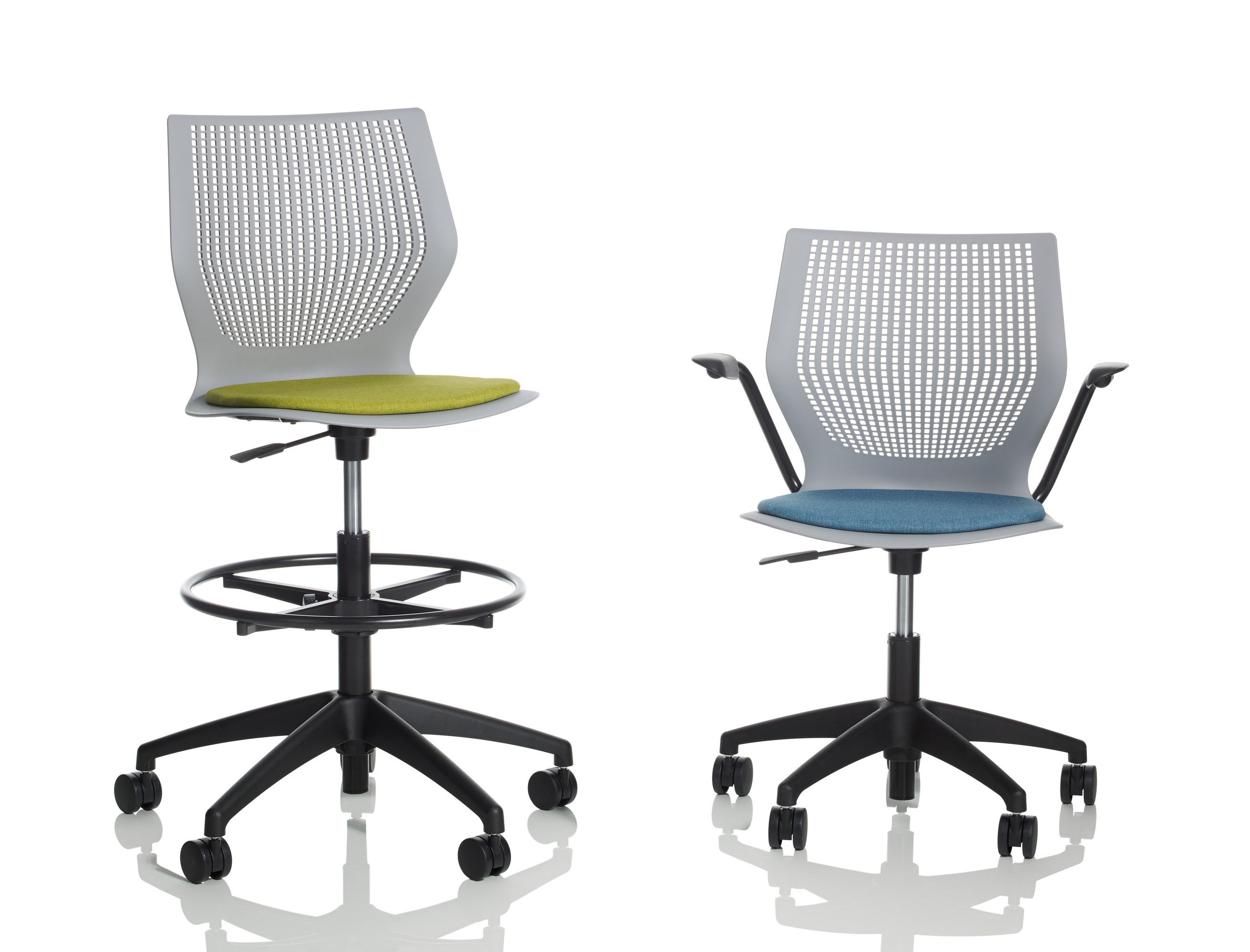 Delicieux Knoll MultiGeneration Light Task / High Task Chair