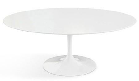 ... Saarinen   Round Coffee Table, Outdoor. 1