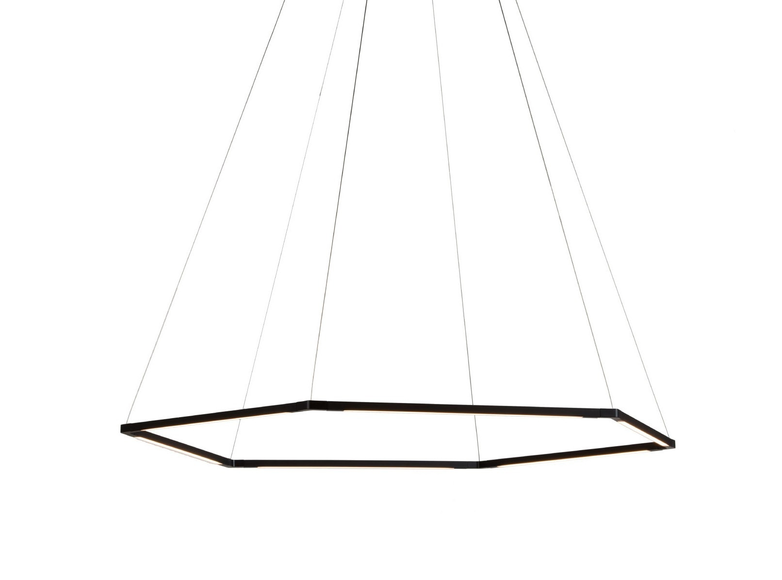 Koncept Z-Bar Honeycomb Pendant Lamp