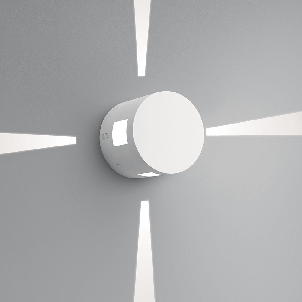 Artemide Effetto Round Wall Lamp