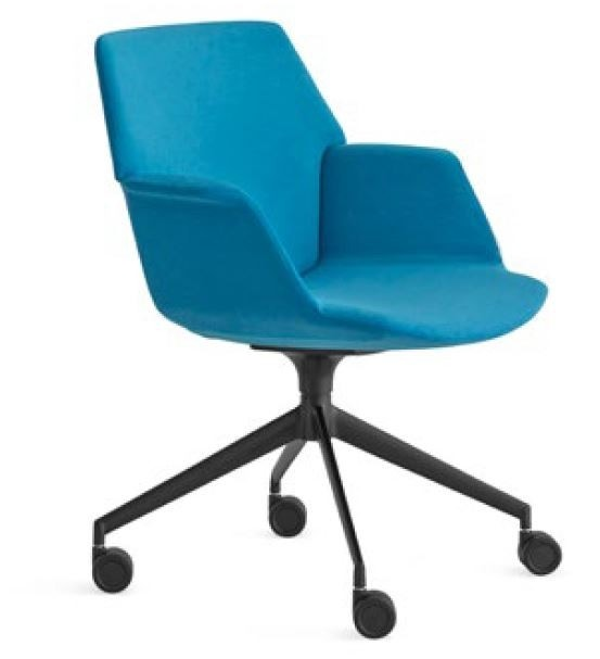 Lapalma Uno S232 Swivel Base Armchair