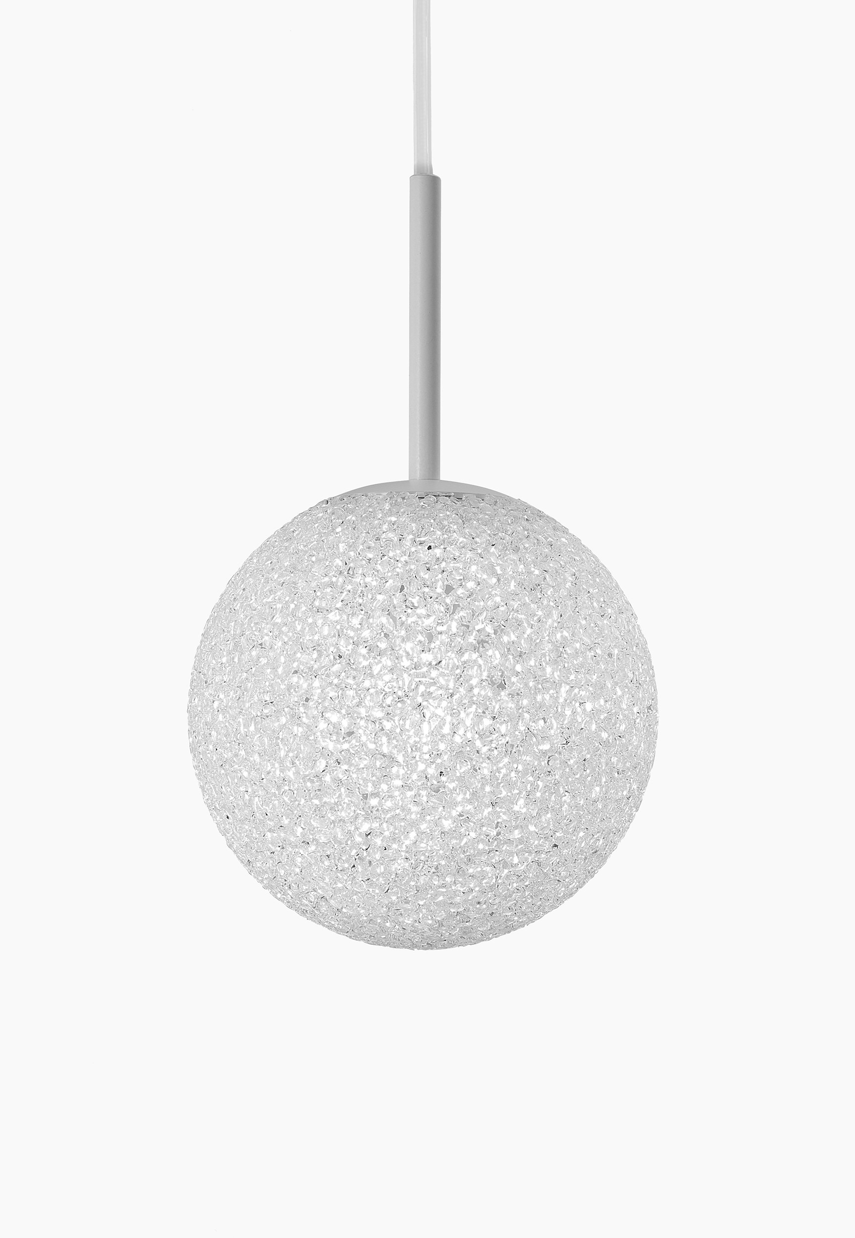 Lumen Center Italia Iceglobe Micro Suspension Lamp