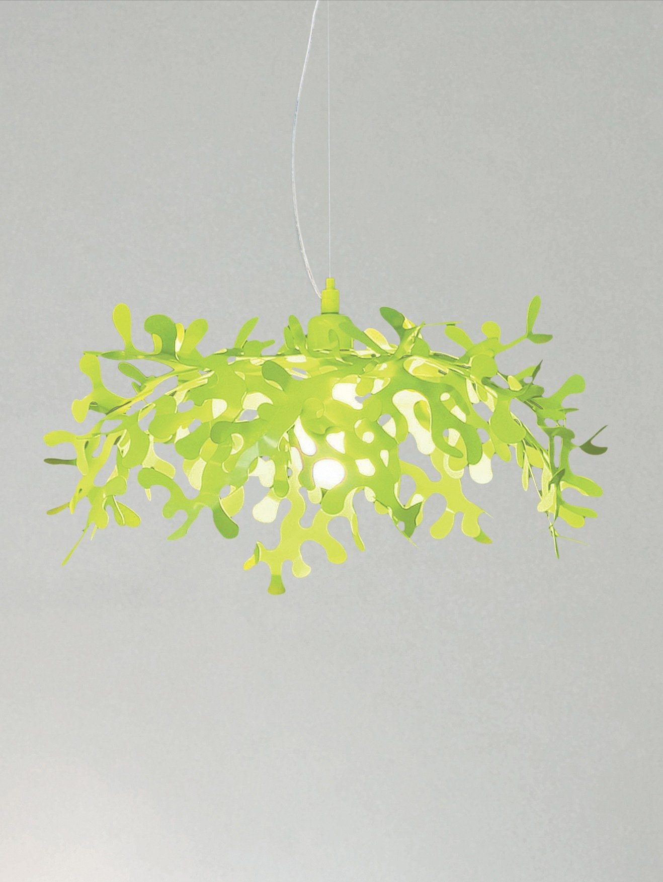 Lumen Center Italia Leaves Suspension Lamp