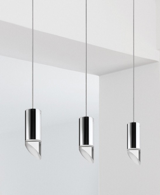 Lumen center italia pallino lip suspension lamp 1