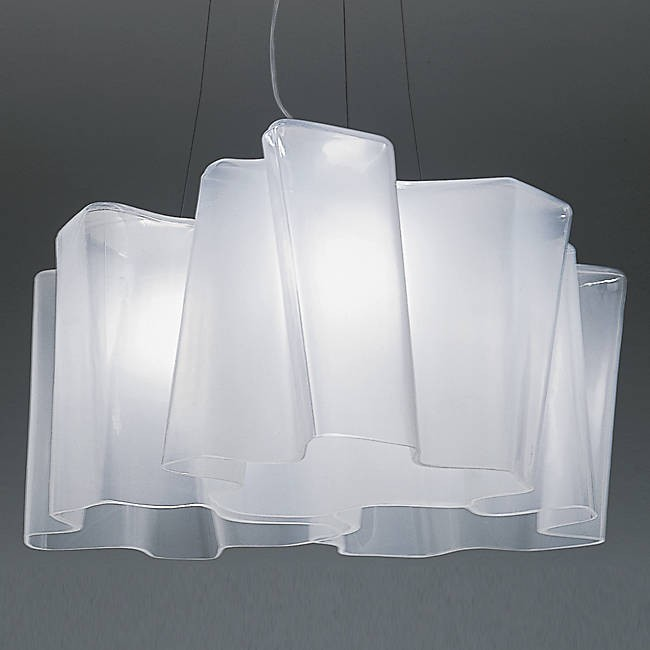 Artemide Logico Triple Nested Suspension Lamp