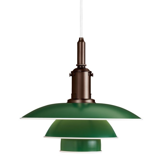 Louis Poulsen PH 3½-3 Colour Pendant Lamp
