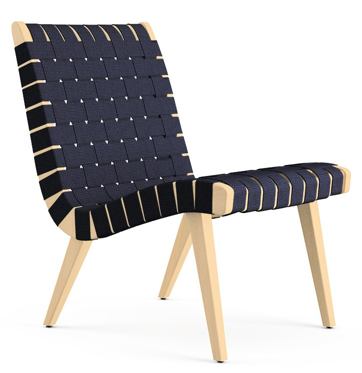 Knoll Jens Risom - Lounge Chair without Arms