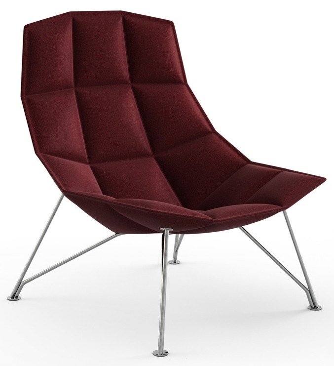 Enjoyable Knoll Markus Jehs And Jurgen Laub Lounge Chair Fixed Back Wire Base Pabps2019 Chair Design Images Pabps2019Com