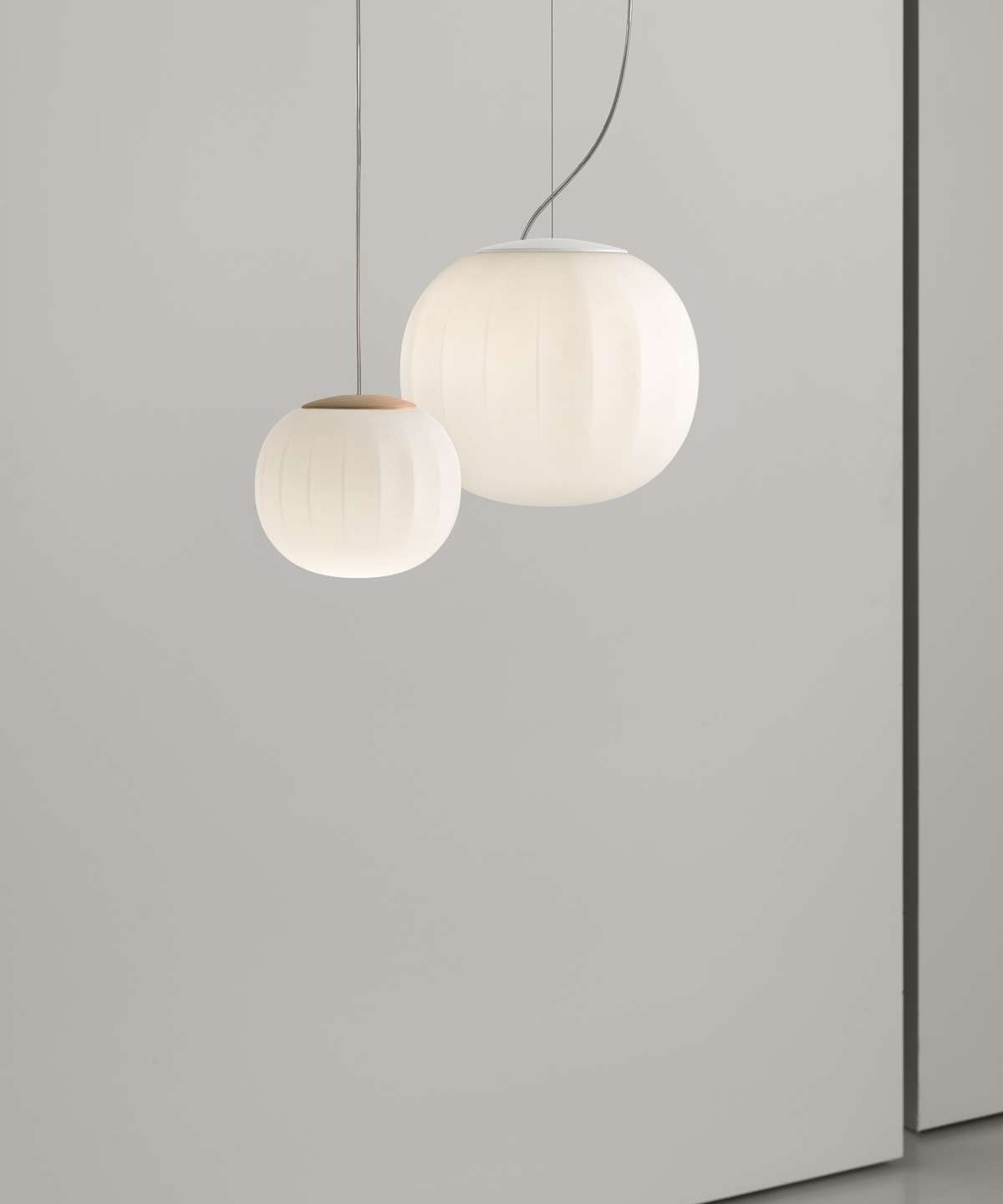 Luceplan D92 Lita Suspension Lamp