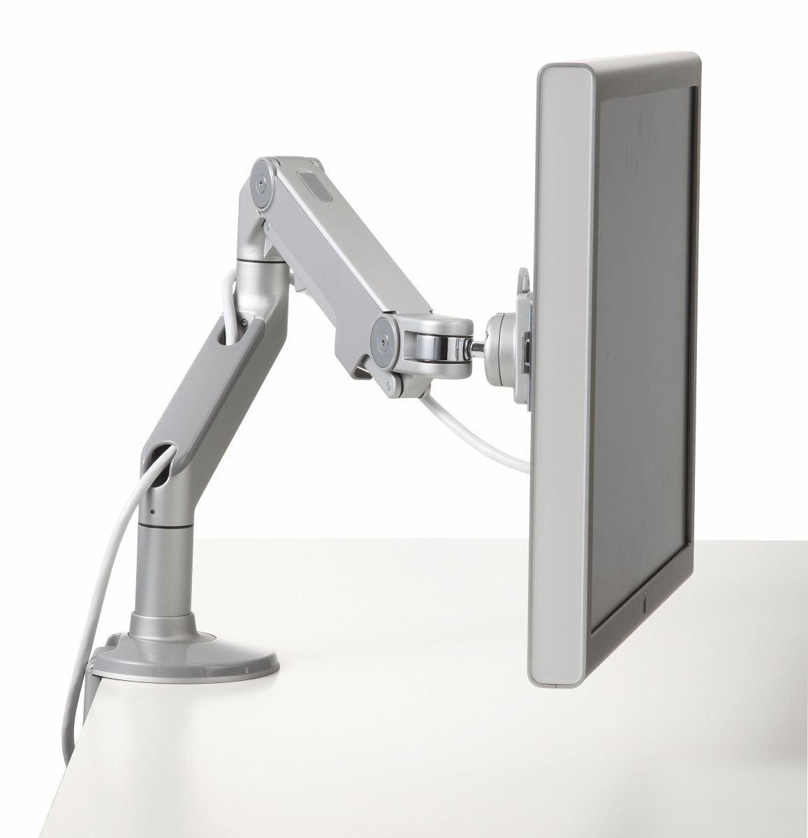 Humanscale M8 Monitor Arm Desk Mounted Modern Planet