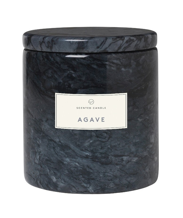 Blomus Frable Scented Candle with Marble Container
