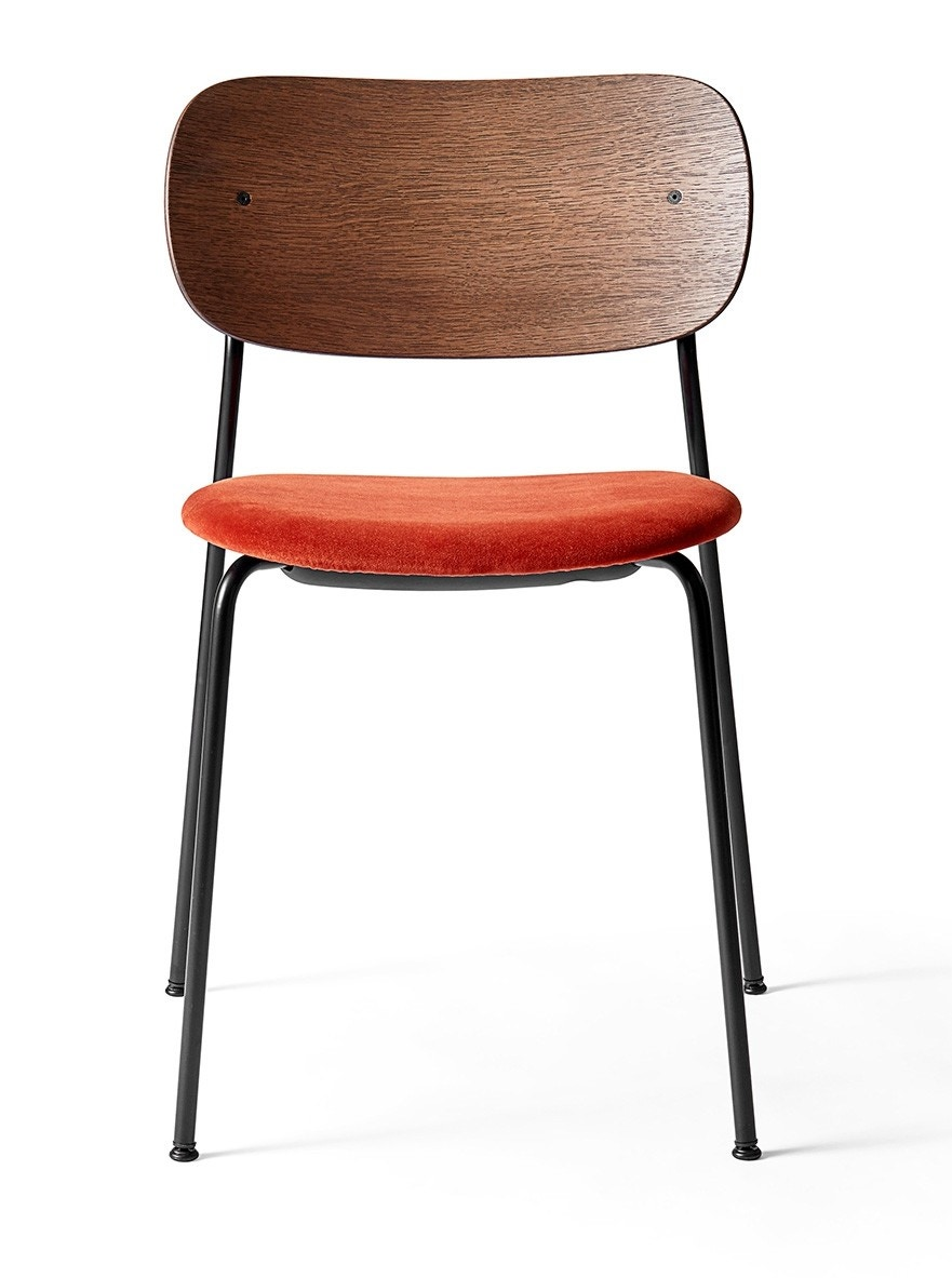 Menu Co Chair, Upholstered Seat