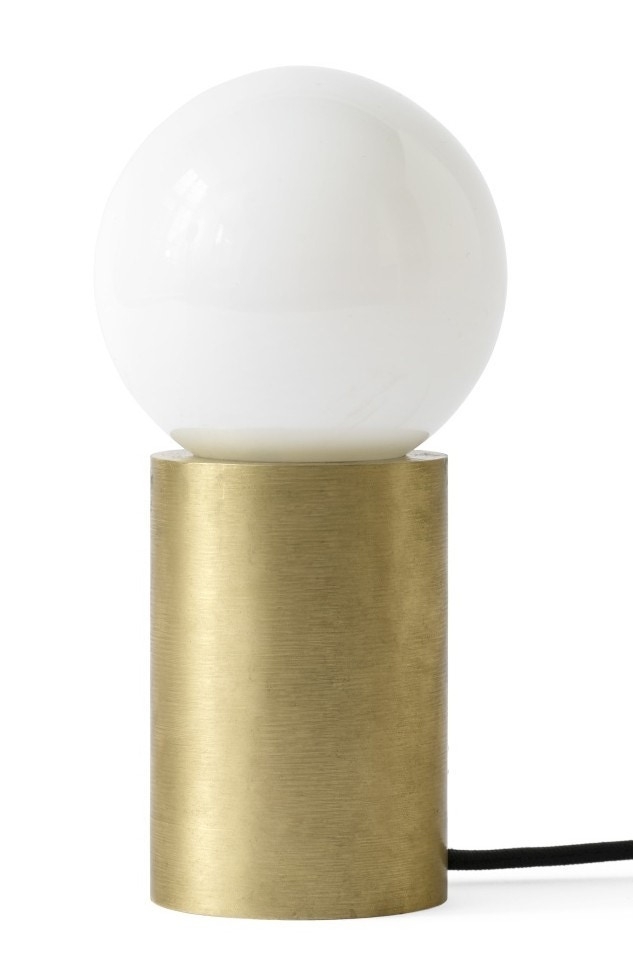 Menu Socket Occasional Table Lamp