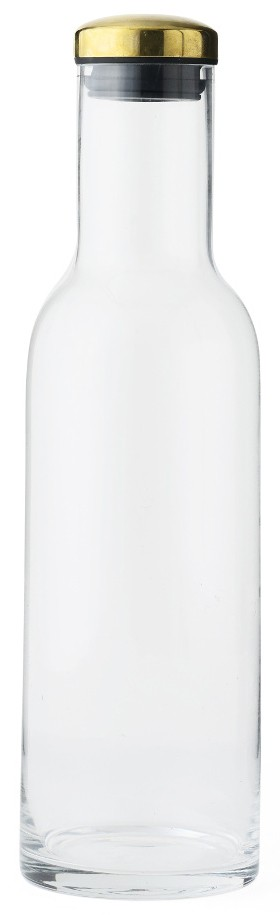 Menu Bottle Carafe 34 oz
