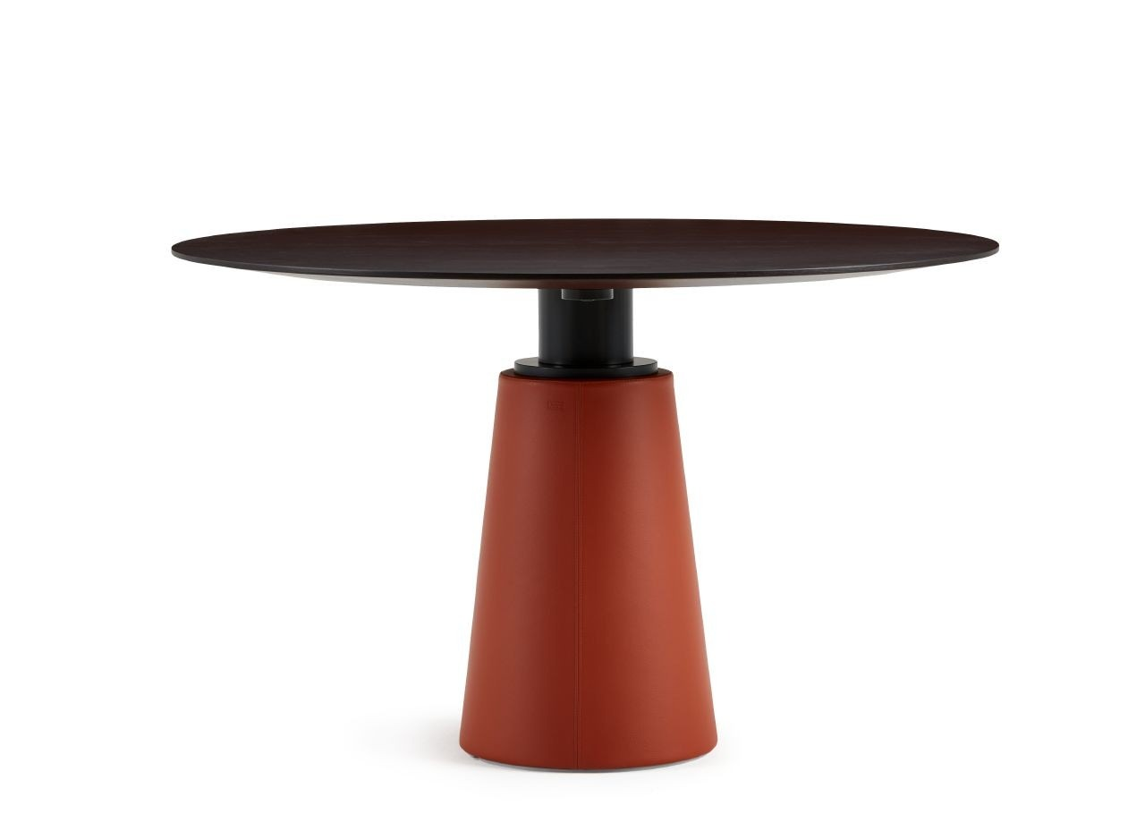 Poltrona Frau Mesa Due Round Collaborative Table