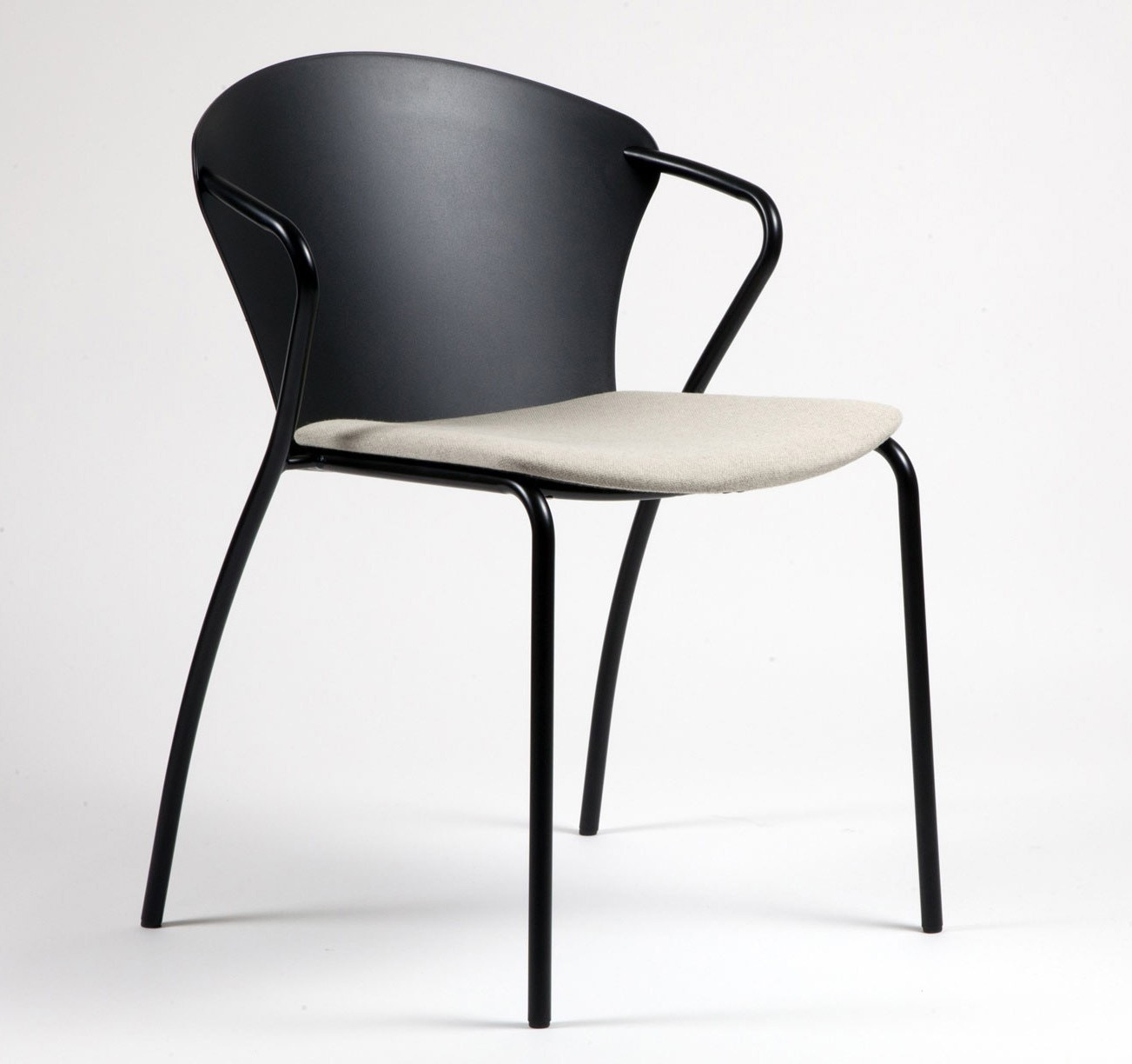 Onecollection Bessi Chair with Seat Upholstery