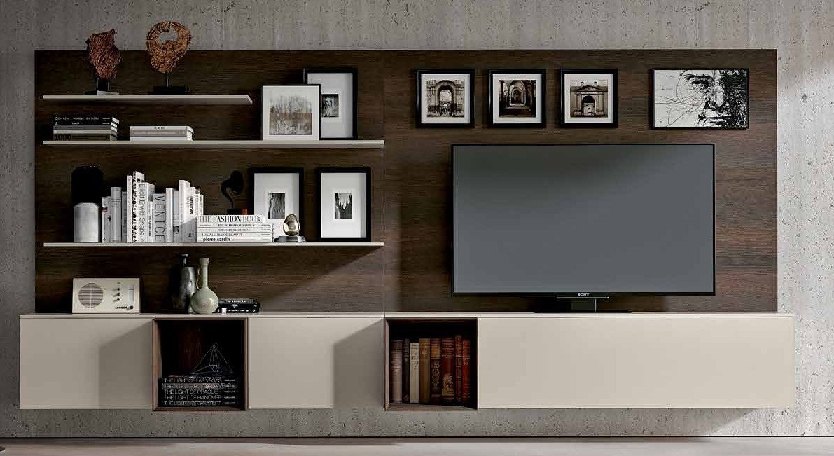 Pianca Spazio Wall Unit S313QS