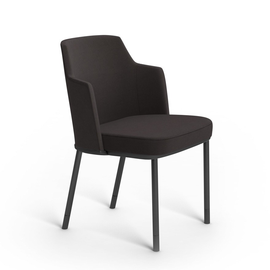 Knoll remix side chair modern planet