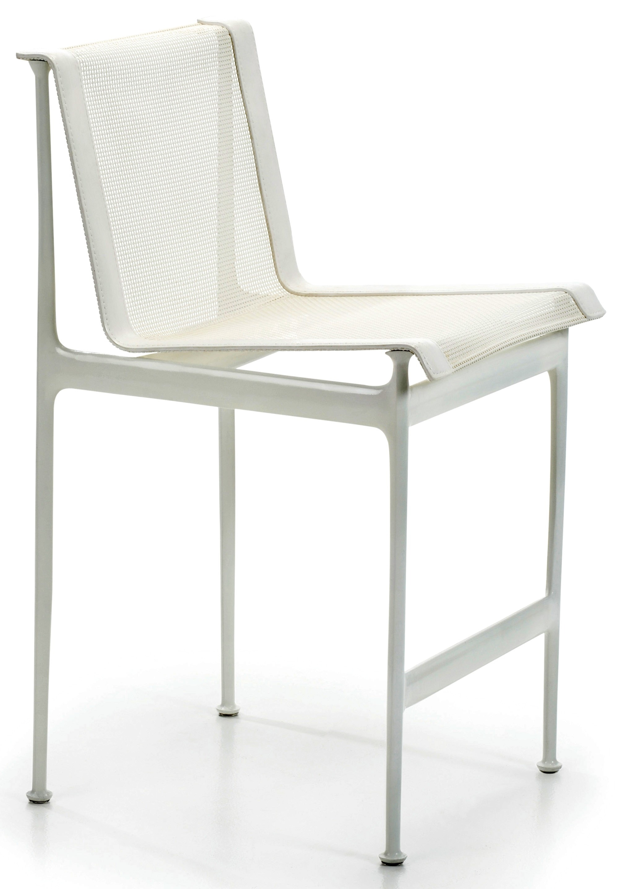 richard schultz  collection counter height stool  modern planet - richard schultz  collection counter height stool