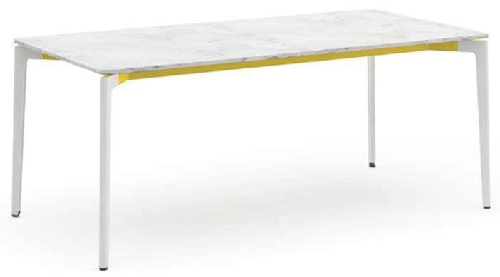 Knoll Daniel Stromborg Rectangle Table