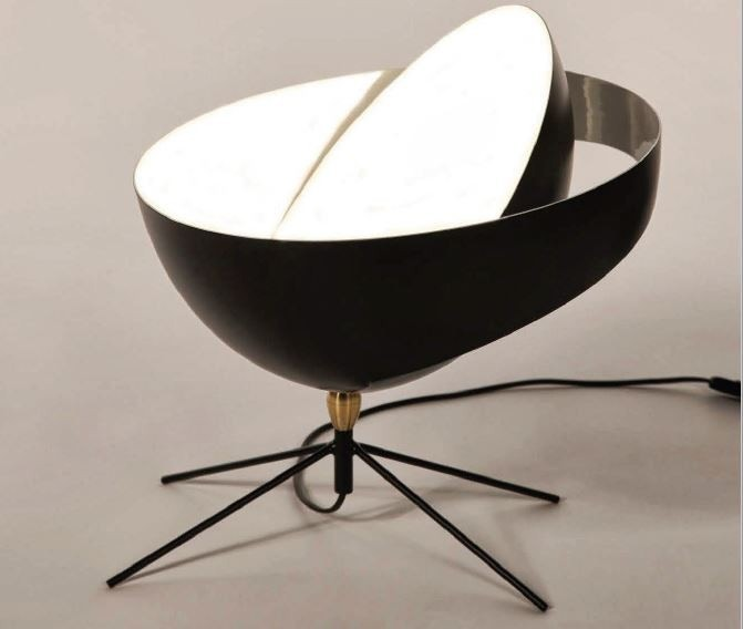 Serge Mouille Saturnus Desk Lamp