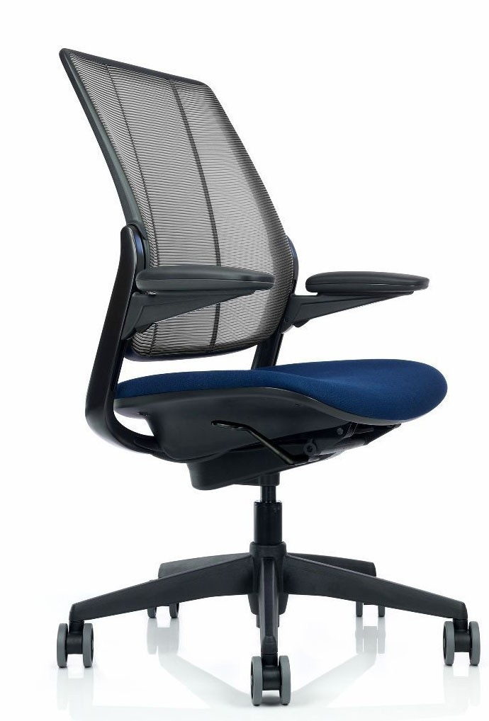 Humanscale Diffrient Smart Task Chair