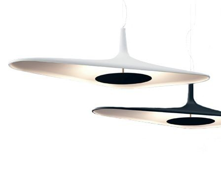 luceplan soleil noir suspension lamp modern planet. Black Bedroom Furniture Sets. Home Design Ideas