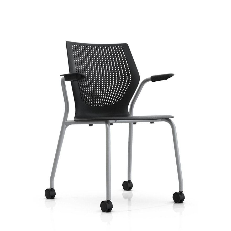 Knoll MultiGeneration - Stacking Base Chair